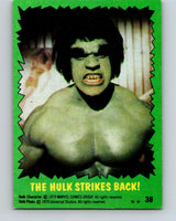 1979 Marvel Incredibale Hulk #38 The Hulk Strikes Back  V34928