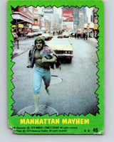 1979 Marvel Incredibale Hulk #45 Manhattan Mayhem  V34955