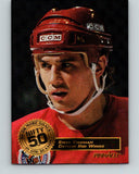 1993-94 Pinnacle Nifty Fifty #8 Steve Yzerman Detroit Red Wings v35164