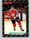 1992-93 Bowman #215 Larry Robinson FOIL Los Angeles Kings V35170