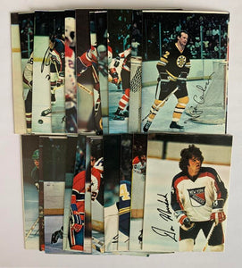1977-78 Topps Glossy Square Hockey Complete Set 1-22 NM-MINT *Z001
