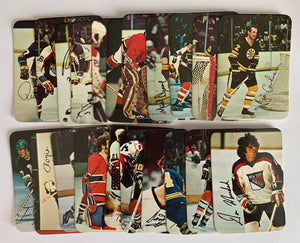 1977-78 O-Pee-Chee Glossy Hockey Complete Set 1-22 NM *Z004