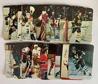 1977-78 O-Pee-Chee Glossy Hockey Complete Set 1-22 NM *Z005