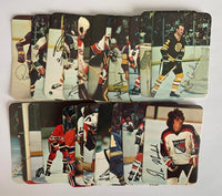 1977-78 O-Pee-Chee Glossy Hockey Complete Set 1-22 NM *Z007