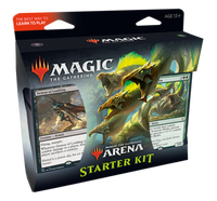 Magic The Gathering MTG  - Arena Starter Kit - Learn to Play