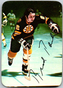 1976-77 Topps Glossy  #2 Brad Park  Boston Bruins  V35189