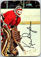 1977-78 O-Pee-Chee Glossy #5 Ken Dryden, Montreal Canadiens  V35526