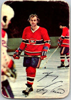 1977-78 O-Pee-Chee Glossy #7 Guy Lafleur, Montreal Canadiens  V35534