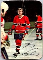 1977-78 O-Pee-Chee Glossy #7 Guy Lafleur, Montreal Canadiens  V35535