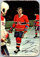1977-78 O-Pee-Chee Glossy #7 Guy Lafleur, Montreal Canadiens  V35536