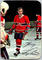 1977-78 O-Pee-Chee Glossy #7 Guy Lafleur, Montreal Canadiens  V35537