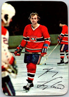 1977-78 O-Pee-Chee Glossy #7 Guy Lafleur, Montreal Canadiens  V35538