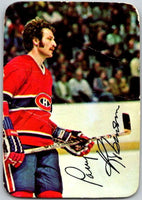 1977-78 O-Pee-Chee Glossy #18 Larry Robinson, Montreal Canadiens  V35586