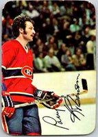 1977-78 O-Pee-Chee Glossy #18 Larry Robinson, Montreal Canadiens  V35587