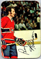 1977-78 O-Pee-Chee Glossy #18 Larry Robinson, Montreal Canadiens  V35589