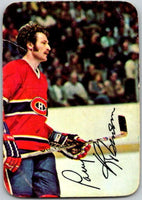 1977-78 O-Pee-Chee Glossy #18 Larry Robinson, Montreal Canadiens  V35590