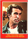 1976 O-Pee-Chee Happy Days #3 Only the Fonz  V35689