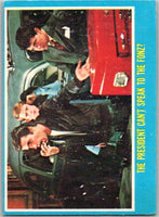 1976 Topps Happy Days #4 The President Can't Speak to the Fonz   V35810