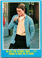 1976 Topps Happy Days #30 No Date for Saturday Night  V35897