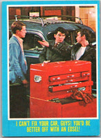 1976 Topps Happy Days #41 I Can't Fix Your Car Guys  V35944