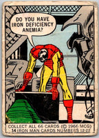1966 Marvel Super Heroes #14 You have Iron Deficiency?  V35971
