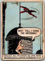 1966 Marvel Super Heroes #29 Turn the Antenna!  V35977