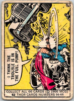 1966 Marvel Super Heroes #62 Trouble in Fuel Pump!  V35983