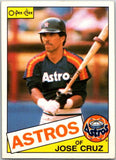 1985 O-Pee-Chee #95 Jose Cruz  Houston Astros  V36020