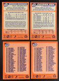 1988-89 O-Pee-Chee Complete Set 1-264 NM-Mint Hull, Roy *0189