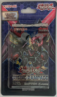 Yu-Gi-Oh! Rising Rampage Booster Sealed Card Game Pack - English Edition