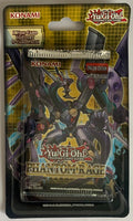Yu-Gi-Oh! Phantom Rage Booster Sealed Card Game Pack - English Edition