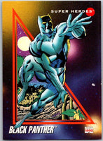 1992 Impel Marvel Universe #23 Black Panther   V36779