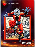 1992 Impel Marvel Universe #24 Ant-Man   V36780