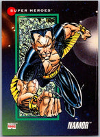 1992 Impel Marvel Universe #39 Namor   V36784