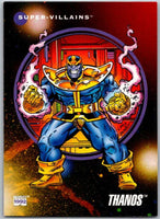 1992 Impel Marvel Universe #126 Thanos   V36814