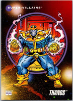 1992 Impel Marvel Universe #126 Thanos   V36815