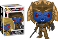 Funko Pop - 667 Television Power Rangers - Goldar Vinyl Figure *VAULTED