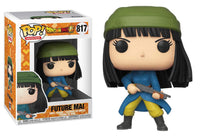 Funko Pop - 817 Anime Dragonball Z - Future Mai Vinyl Figure