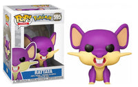 Funko Pop - 595 Games Pokemon - Rattata Vinyl Figure