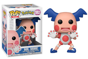 Funko Pop - 582 Games Pokemon - Mr. Mime Vinyl Figure