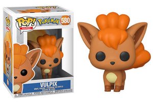 Funko Pop - 580 Games Pokemon - Vulpix Vinyl Figure