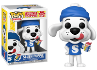 Funko Pop - 106 Ad Icons Slush Puppie - Slush Puppie Blue Vinyl Figure