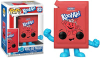 Funko Pop - 82 Ad Icons Kool-Aid - Kool-Aid Packet Red Vinyl Figure