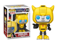Funko Pop - 23 Retro Toys Transformers - Bumblebee Vinyl Figure