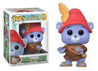 Funko Pop - 777 Disney Adventures Gummi Bears  - Tummi Vinyl Figure