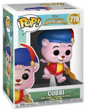 Funko Pop - 778 Disney Adventures Gummi Bears  - Cubbi Vinyl Figure