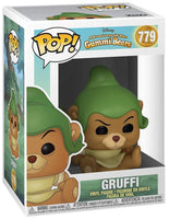 Funko Pop - 779 Disney Adventures Gummi Bears  - Gruffi Vinyl Figure