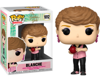Funko Pop - 1012 TV The Golden Girls - Blanche Bowling Vinyl Figure