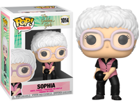 Funko Pop - 1014 TV The Golden Girls - Sophia Bowling Vinyl Figure