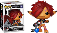 Funko Pop - 485 Disney Kingdom Hearts - Sora (Monsters Inc.) Vinyl Figure - SP